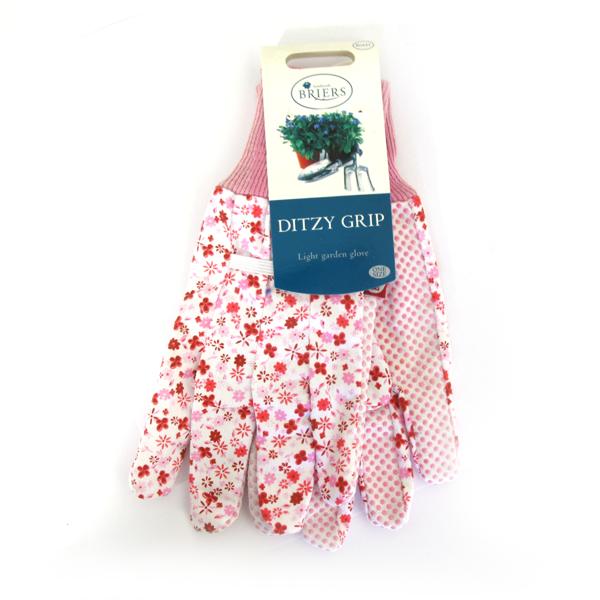 Briers Ditzy Grip Ladies Light Garden Glove (One Size) B0653