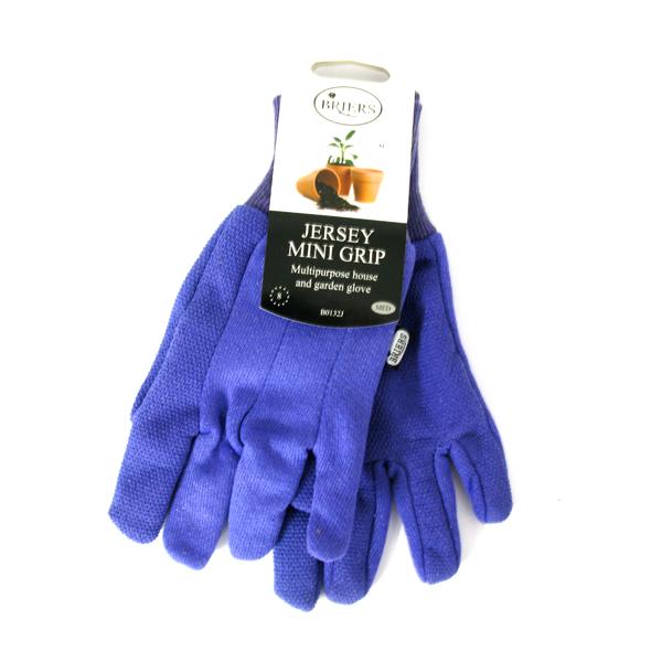 Briers Jersey Mini Grip Multipurpose House and Garden Glove Medium B0132J