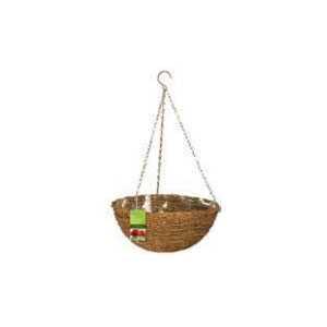 Rustic Hanging Basket Gardman 35cm (14inch) 02035