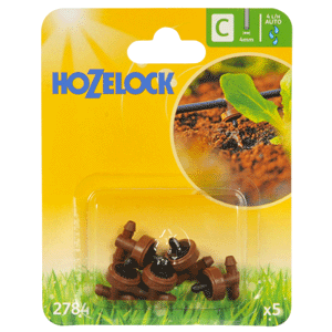 Hozelock 4 LPH Automatic Dripper - 2784