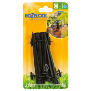 Hozelock 0 - 40 LPH Adjustable Mini Sprinkler On Stake - 2788