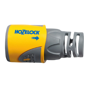 Hozelock Hose End Connector Plus (12.5mm & 15mm) - 2050
