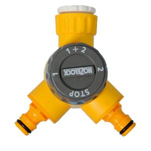 Hozelock Dual Tap Connector - 2155