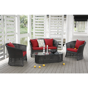 Poly Rattan Sofa Set DL-S137-139
