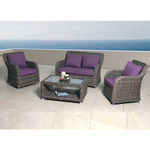 Poly Rattan Sofa Set DL-S171-173