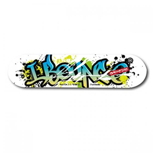 Backfire iBounce (White) Skateboard