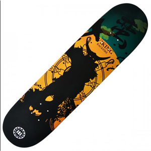 Backfire Viking Skateboard