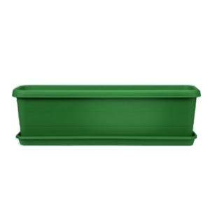 Terrace Trough (Green) 60cm - Stewart Garden 2062019