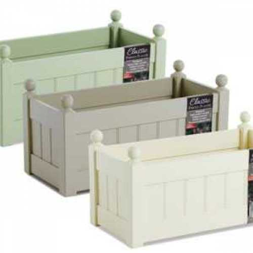 AFK Garden Classic Painted Troughs Heritage Sage 26 Inch