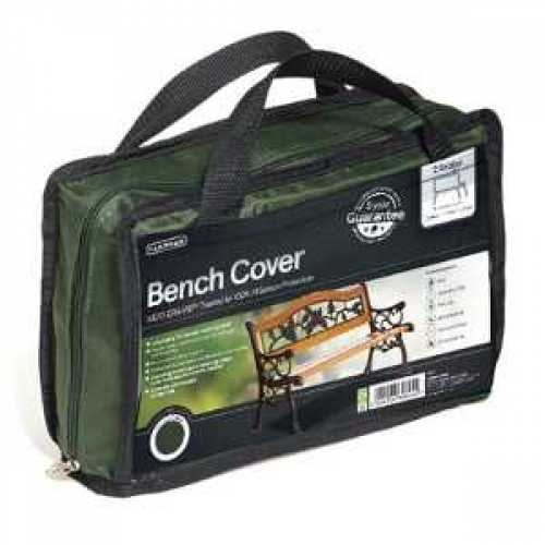 Gardman Black 2 Seater Bench Cover 35630