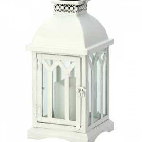 Cole & Bright Solar French Gothic Candle Lantern L23032