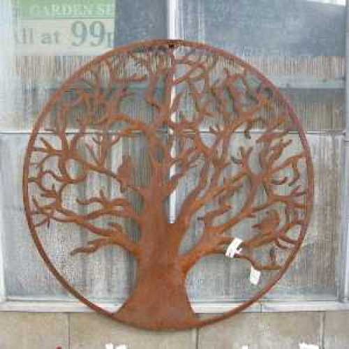 Metal Wall Art by The Old Basket Supply Company (tobs) - 24615