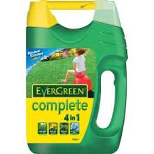 EverGreen Complete 4 in 1 Weed and Feed 3.5Kg