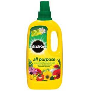 Miracle-Gro All Purpose Concentrated Liquid Plant Food 1Ltr