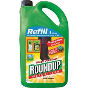 Fast Action Roundup Pump'n Go Ready to Use Weedkiller Refill