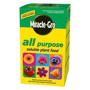 Miracle-Grow All Purpose Soluble Plant Food 1Kg