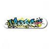 Backfire iBounce (White) Skateboard