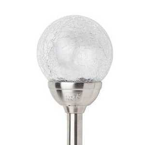 Cole & Bright Solar Stainless Steel Ice Orb L21008