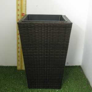 Faux Rattan Planters and Troughs